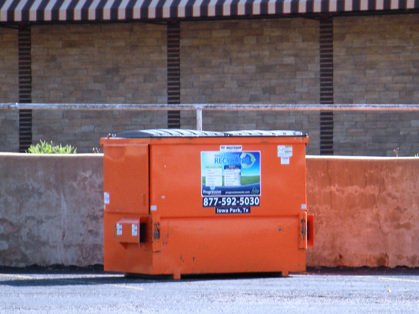 Recycling first united methodist church of wichita falls for Recycle motor oil containers