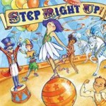 Step Right Up Circus Cover Image